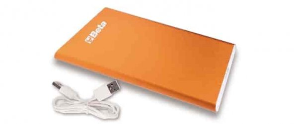 BETA® Powerbank-Akku tragbar, ultradünn, 5400 mA, 9549PB