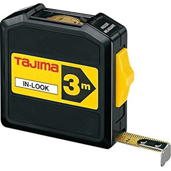 TAJIMA® IN LOOK Bandmaß 3m/13mm INL30MY